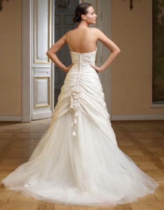 white used wedding dresses