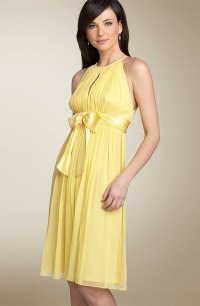 Yellow Bridesmaid Dresses Ideas | Sang Maestro