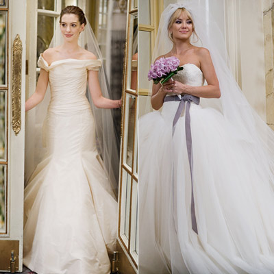 white vera wang wedding dresses