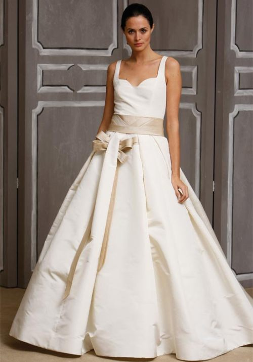 carolina herrera wedding dresses