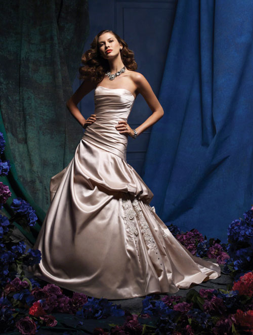 alfred angelo sapphire wedding dresses 08