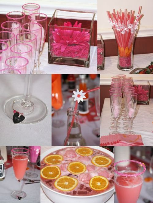 bridal shower decoration siji