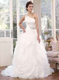 Wedding Dresses with Jeweled Straps | Sang Maestro