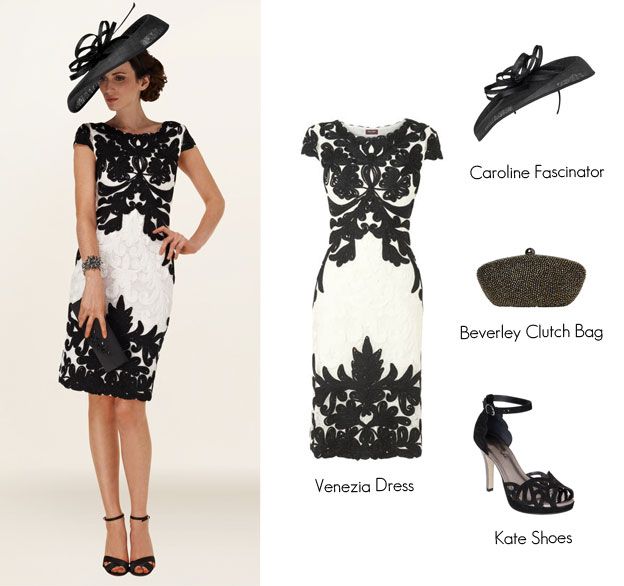 venezia weddin guest outfit with kate shoes