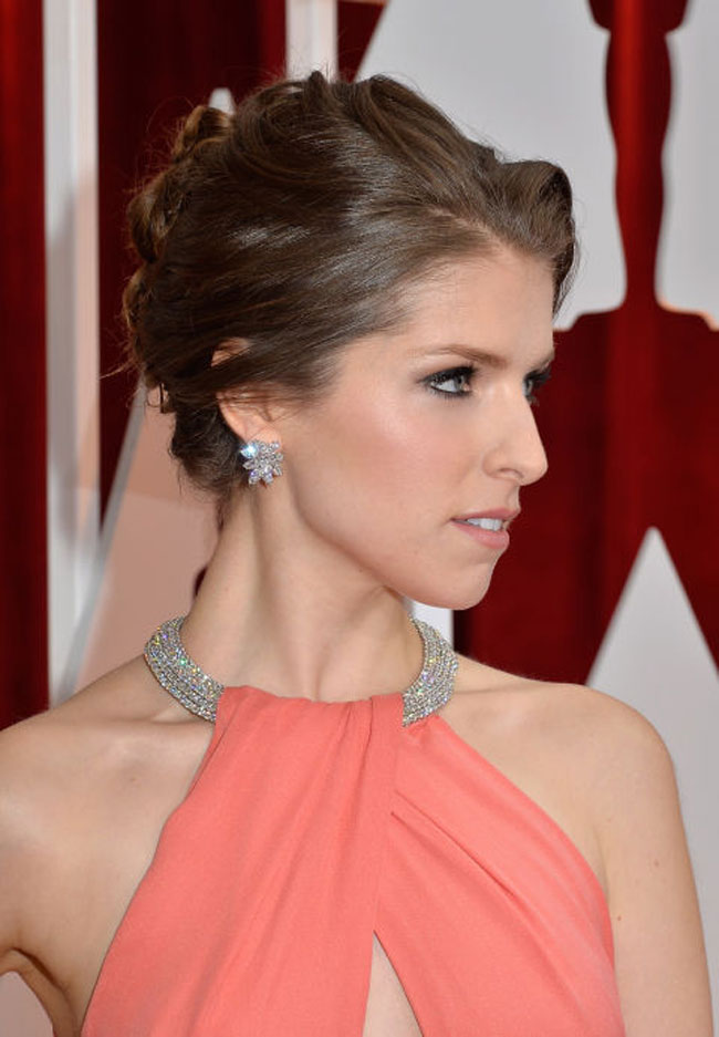 Anna Kendrick best inspired wedding hairstyles