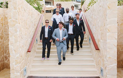 mens beach wedding outfits