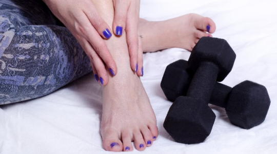 筋力トレーニング 出産後