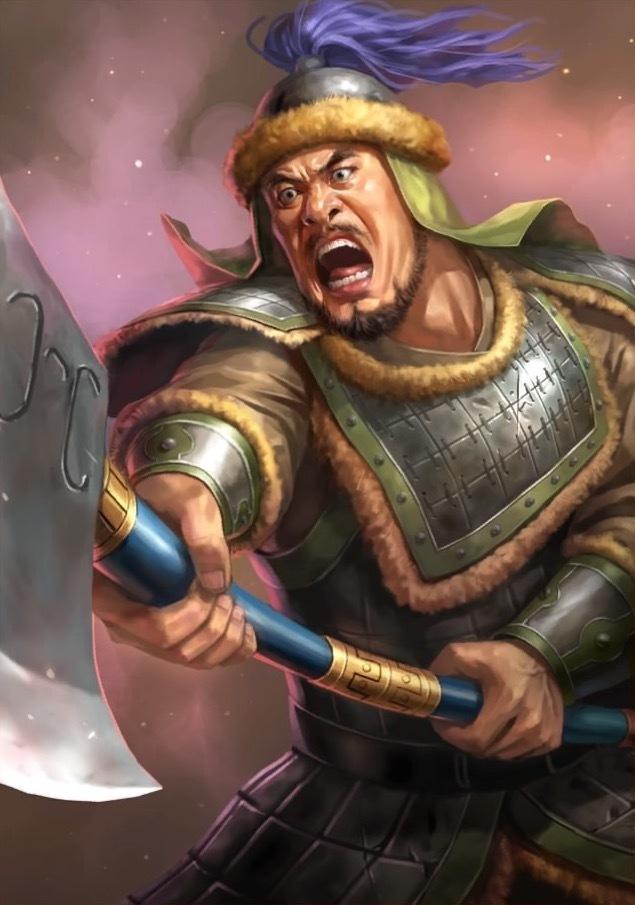 韓徳 - 三國志13 攻略 WIKI