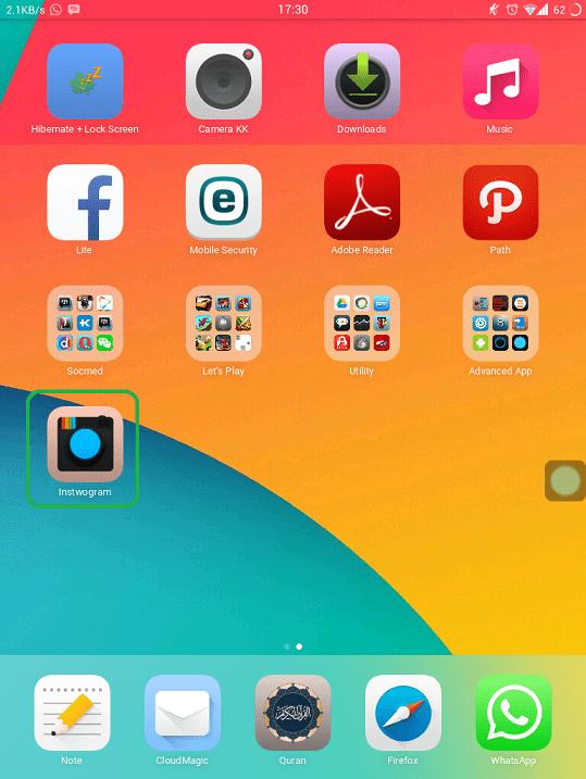 Menggunakan Dua Instagram Dalam Satu Android