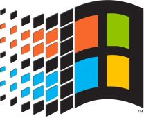 Logo Windows Sebelum XP