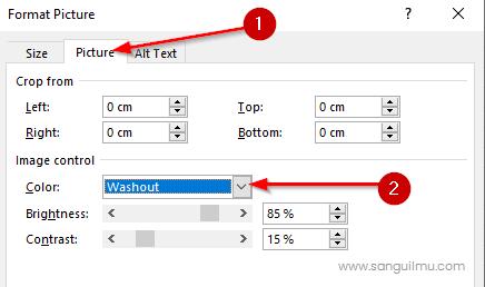 Cara Membuat Watermark di Excel