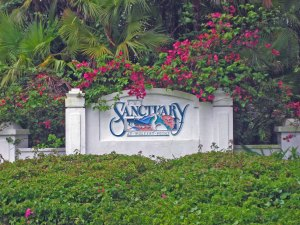 The Sanctuary Sign2July08