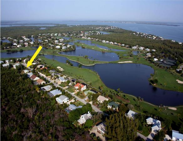 Lot just sold in The Dunes