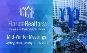 Fl Realtors Mid-Winter 2015 logo