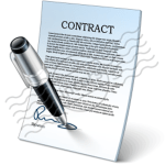 contract-clip-art