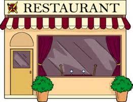 Restaurant clip art