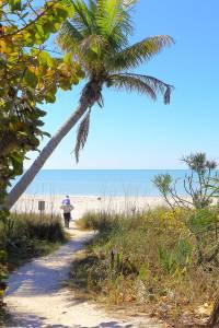 w gulf dr sanibel beach path