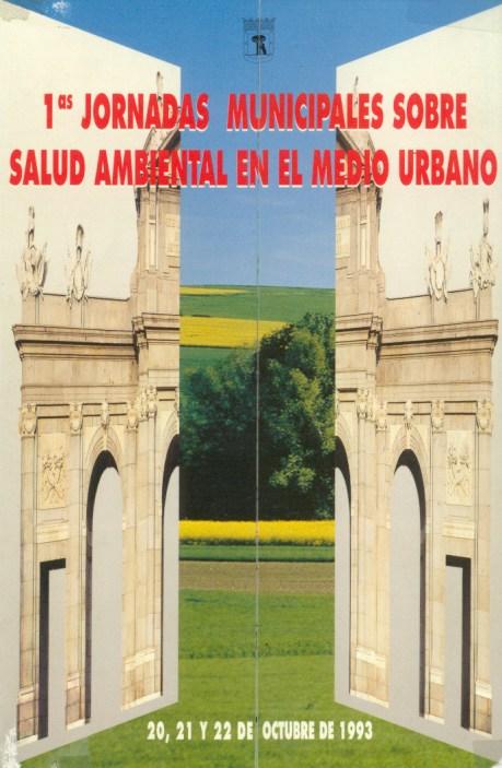 1as Jornadas Municipales sobre Salud Ambiental en el Medio Urbano