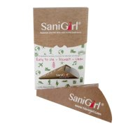 SaniGirl New Look 10 Pack Disposable SaniGirl Funnels