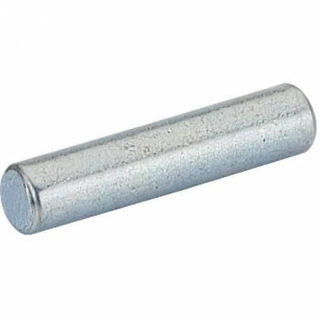 taquet pour etagere cylindrique 5x24 de hettich x10