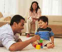 Good indoor air quality for your family