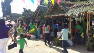 San Isidro Celebrated the Nutrition Month