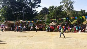San Isidro Celebrated the Nutrition Month Culmination Program