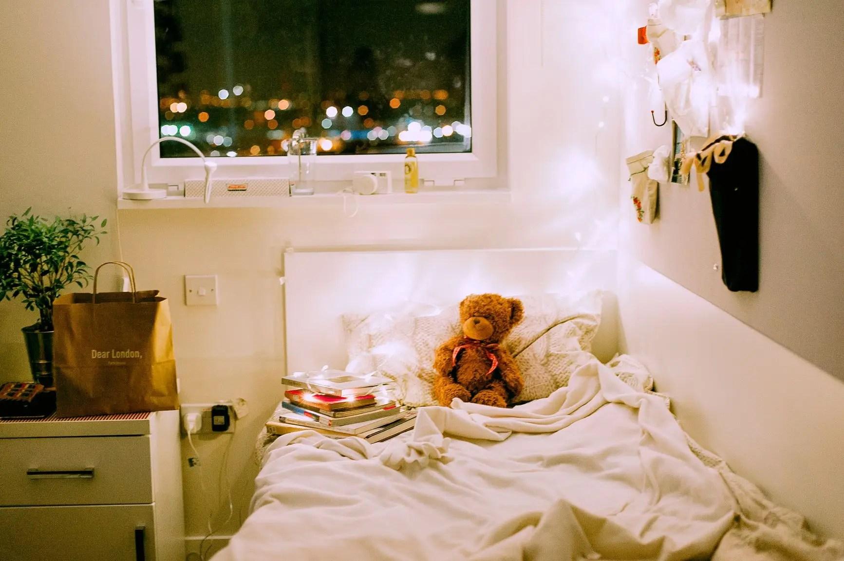 Childrens bedroom sanisnooze waterproof incontinence mattress bed