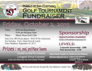 PdSI Golf Fundraiser
