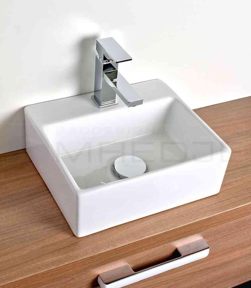 Designer Waschbecken Gunstig Waschtisch Aus Holz Fur