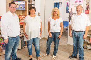 Das Sanitätshaus Hofmeister Team