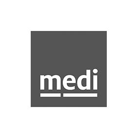 Medi Logo sw2