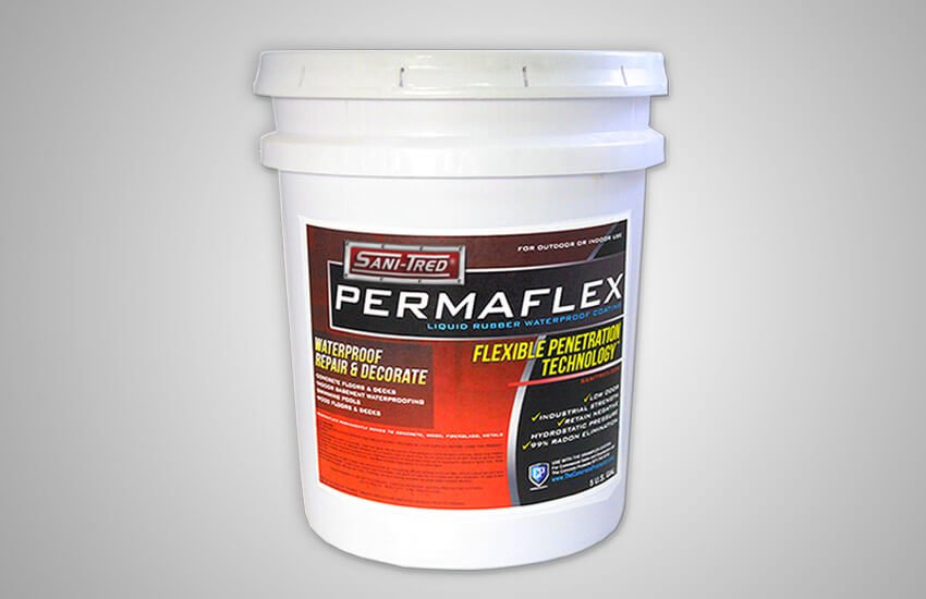 Rubber Basement Sealer Foundation Sealant Basement