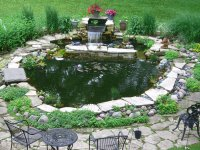 Outstanding Pond Waterproofing | SANI-TRED