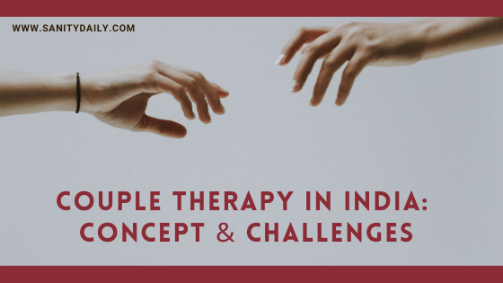 Couple Therapy in India