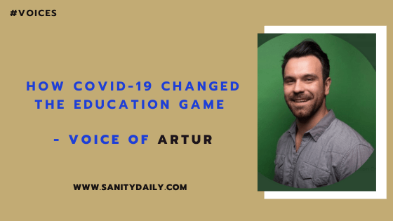 How Covid-19 Changed The Education Game