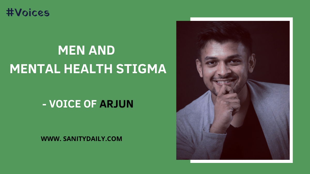Read more about the article Here Are A Few Stigmas Attached to Men and Mental Health