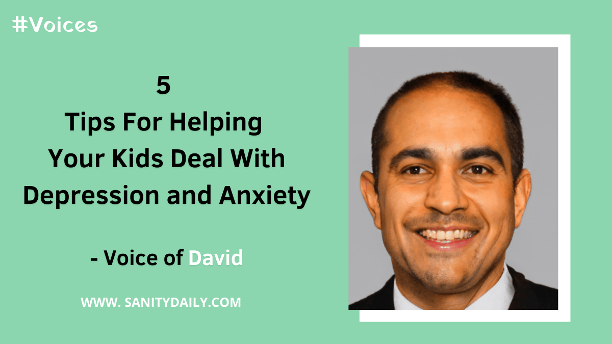 Read more about the article Tips For Helping Your Kids Deal With Depression and Anxiety