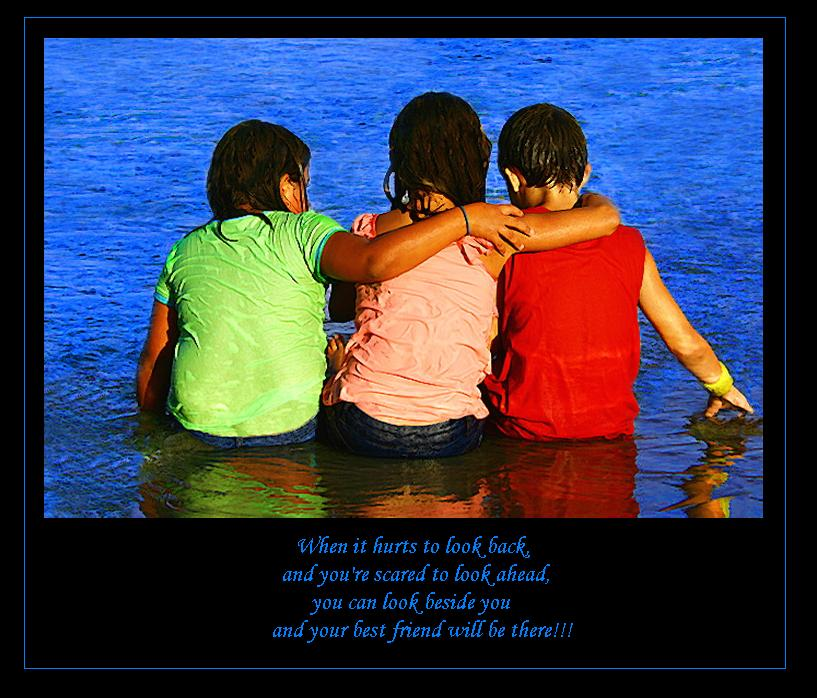 Thought of the day on friendship and love..