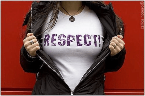 Respect is a simple word – Ubuntu