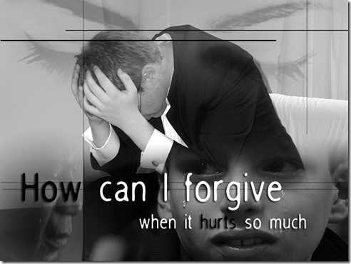 Is forgiveness really possible?