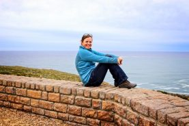 Cape Point South Africa - Selfie - Sanityfound
