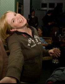 Me somewhere in Scotland with a whisky smile