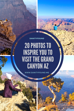 20 Photos to inspire you to visit the grand canyon AZ