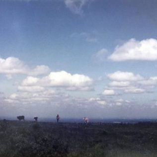 The first time meeting the Masai people of Kenya - 1995