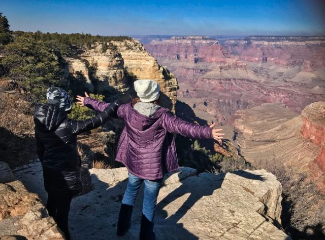 Grand Canyon hug