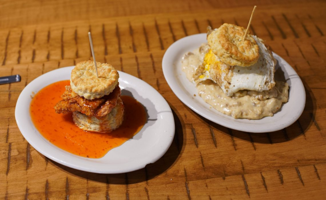 Southern Goodness meets St Pete at Maple Street Biscuit Co.