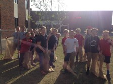 3rd grade sack races (2)