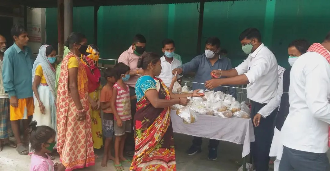 FREE Meals Distributed