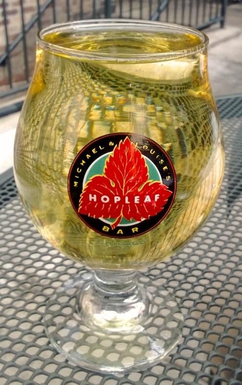 Wandering Aengus Ciderworks Anthem Pear cider